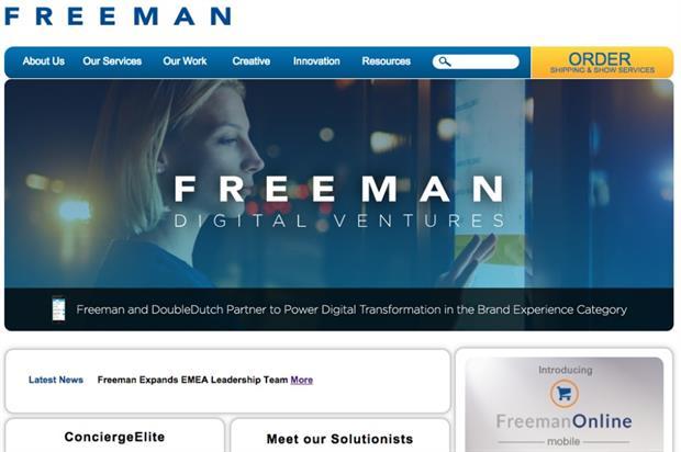 Freeman expands EMEA leadership team