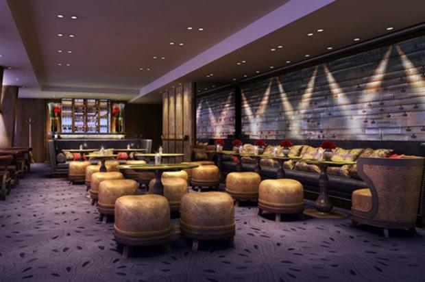 London Uncovered: Four after dark venues - The Gong at the Shangri-La at the Shard, London