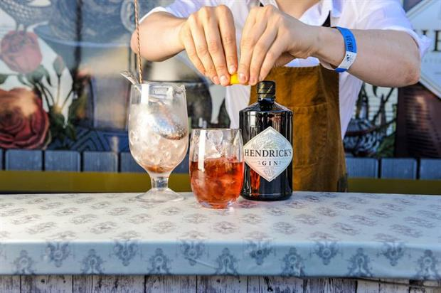 Hendrick's Gin will activate at Eroica Britannia for a second year (image: eroicabritannia.co.uk)