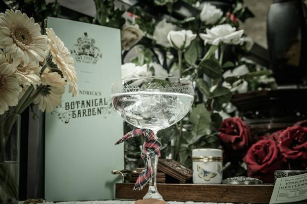 Hendrick's has created a number of new cocktails for this year's garden