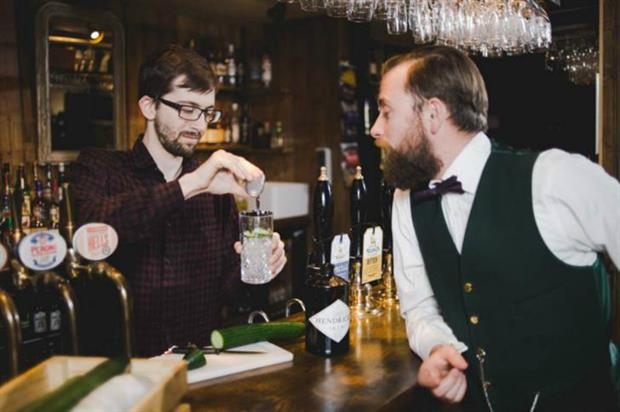Hendrick's: celebrating World Cucumber Day