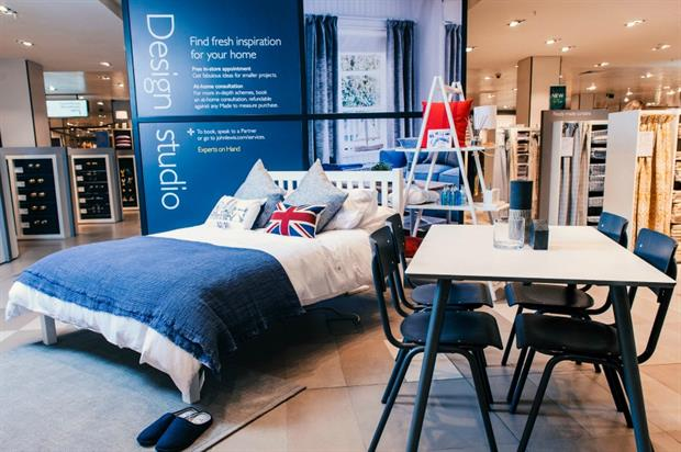John Lewis Design Studio: teaming up with Airbnb to showcase hosting expertise