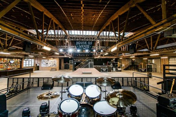 House of Vans to open in Chicago