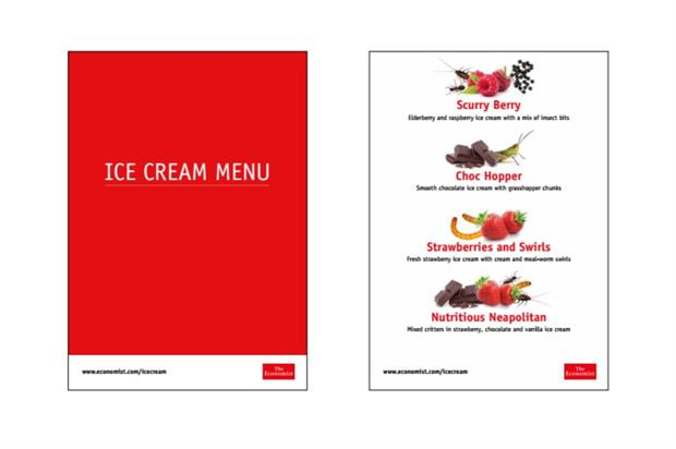 Choc Hopper and Scurry Berry are among the ice cream varieties available