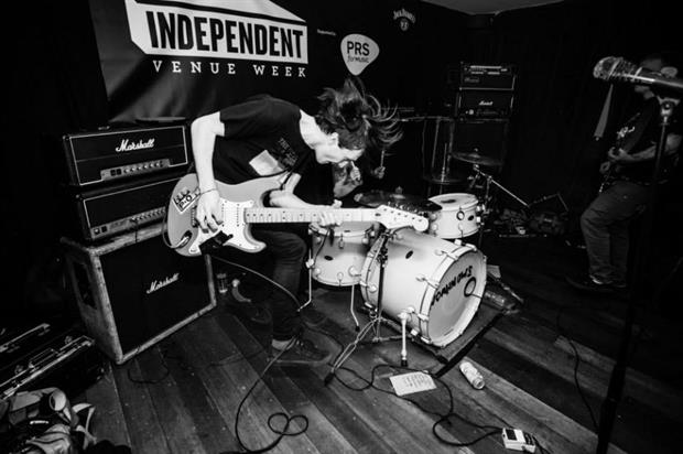 Independent Venue Week is looking for brands with a commitment to music