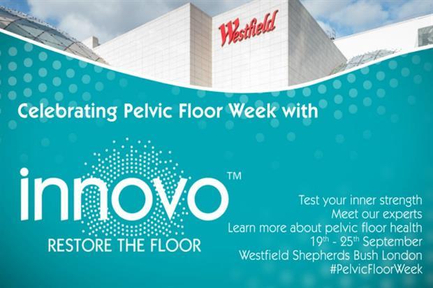 Innovo: raising awareness of pelvic floor health