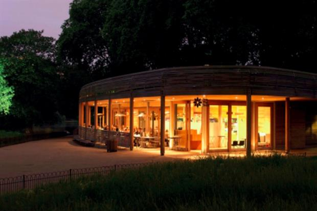 Inn The Park will be transformed into a Winter Lodge this Christmas (peytonandbyrne.co.uk)