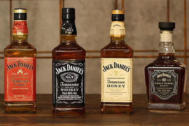 Brown-Forman, which owns Jack Daniel's, has appointed agency Jackanory to handle travel retail activations