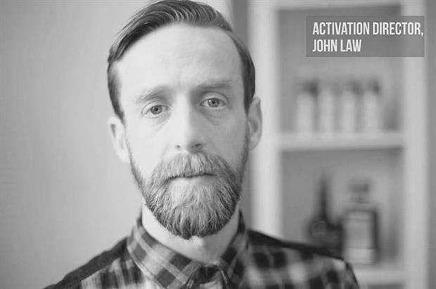 John Law is activation director at Kreate