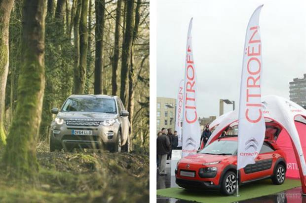 We pitch Land Rover and Citroën against each other in this month's Brand Slam