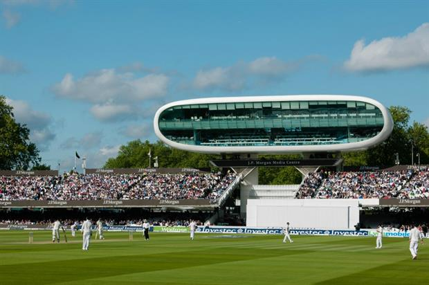 The JP Morgan Media Centre is among the event spaces available at Lord's