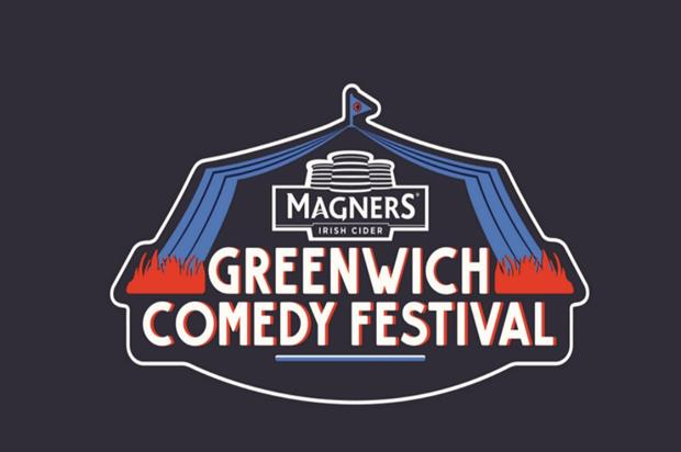 Magners Orchard will feature a pop-up bar, stage and kitchen (greenwichcomedyfestival.co.uk)