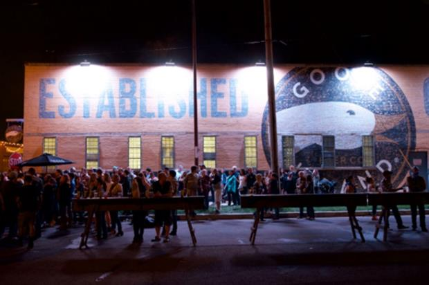 Goose Island: bringing its Block Party to London