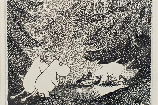 Immersive Moomin exhibition will come to UK in December