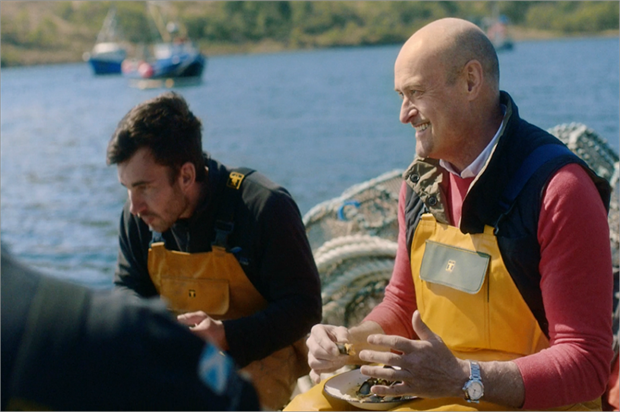 Lidl: highlighting mussels on its website and through a culinary experience