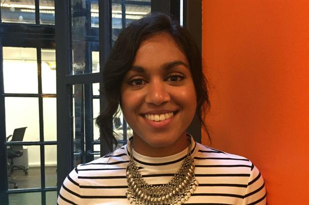 Nadisha Jayatissa is the first graduate to join the scheme