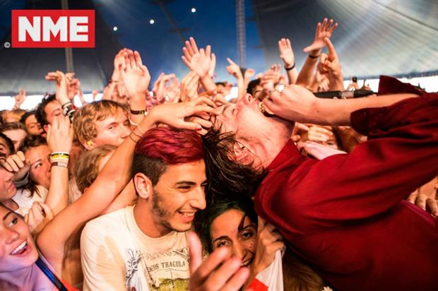 Live events to feature in NME's new brand strategy
