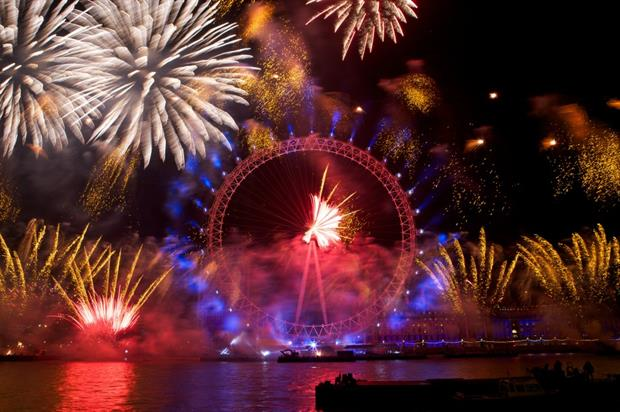 Brits are looking to get away for New Year's Eve, with many citing the celebration as stressful (GLA/ Kois Miah)