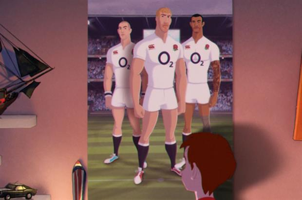 Rugby fans will be able to create their own avatar for use across social media
