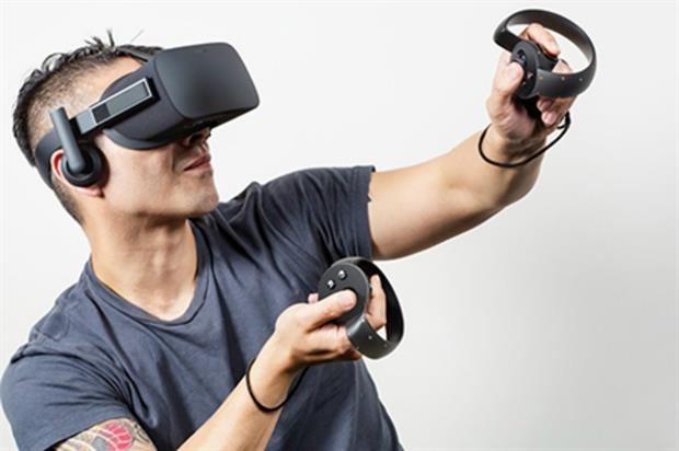 Oculus Rift also unveiled its handheld Touch offering