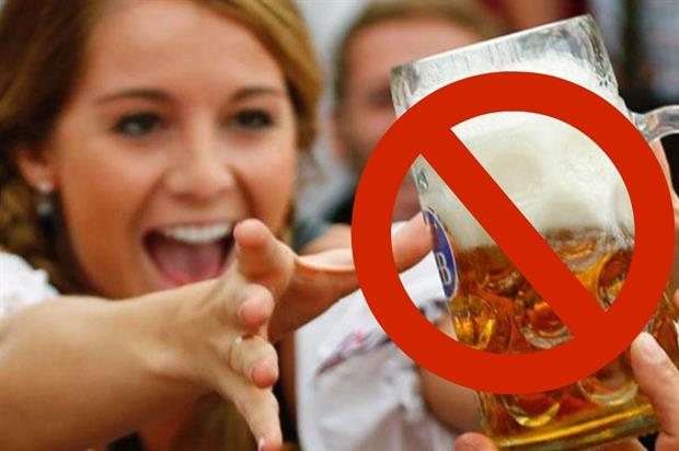 Oktoberfest London was cancelled after its first session