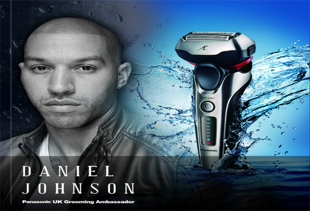 Hairdresser Daniel Johnson will front the new campaign