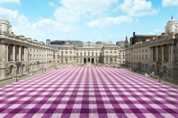 Somerset House and Mercure Hotels: picnic-themed event