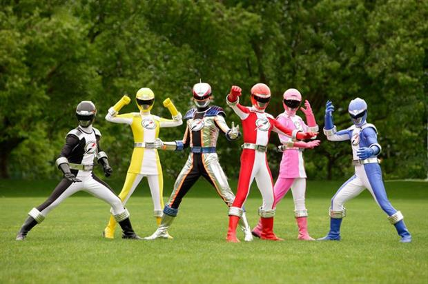 It will be the first time Saban Brands' Power Rangers will be in Dubai (Photo credit: Power Rangers Facebook page)