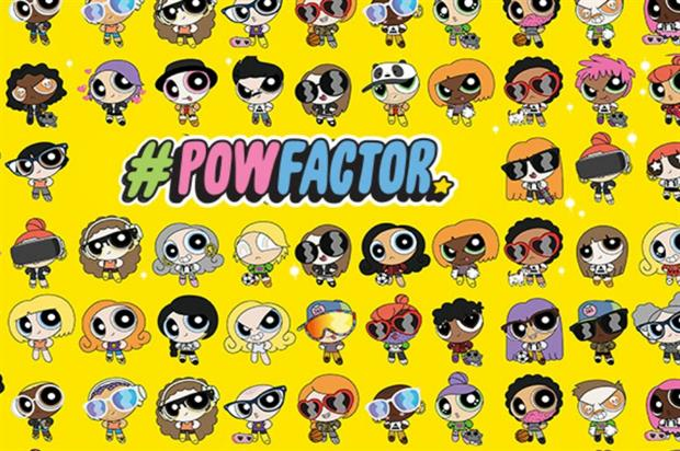 Powerpuff Girls: New York-based pop-up