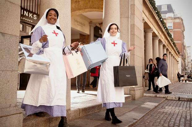 British Red Cross to celebrate 100 years of charity shopping