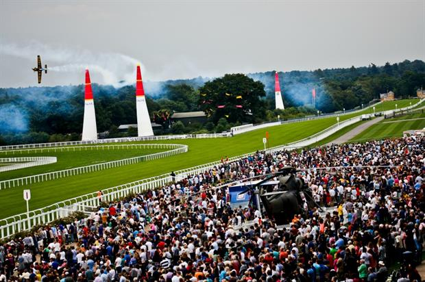 The UK round of Red Bull's Air Race World Championship will return to Ascot for the third year