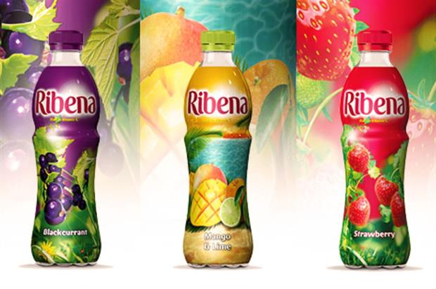 Ribena to include experiential activity in its latest campaign
