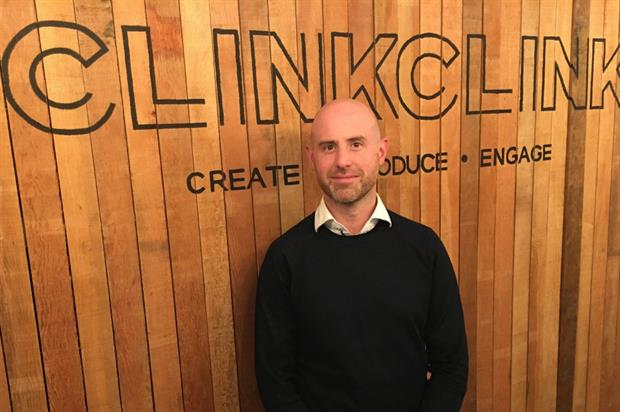 ClinkClink announces Rob Uphill as event director