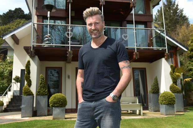 Robbie Savage will host a garden party for 20 competition winners on 16 June