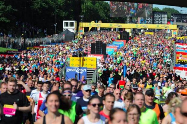 The Sun takes over the Great North Run sponsorship from Morrisons