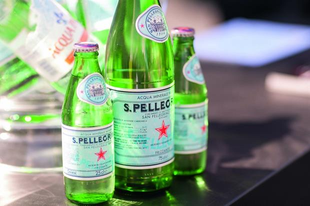How S.Pellegrino brand does experiential