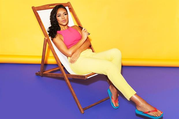 Sarah-Jane Crawford will co-host the event as brand ambassador