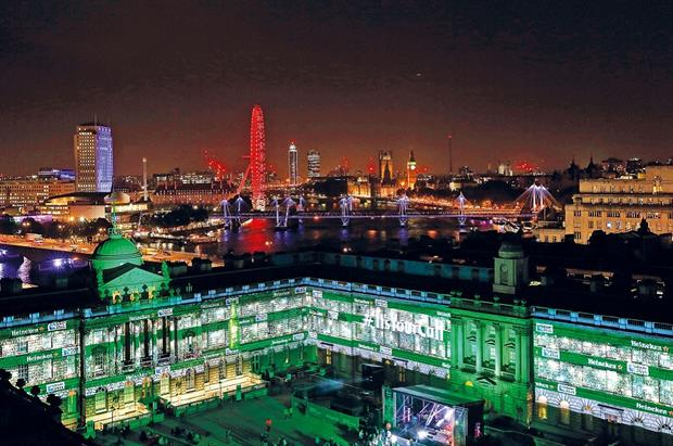 RPM executed events for Heineken and the Rugby World Cup