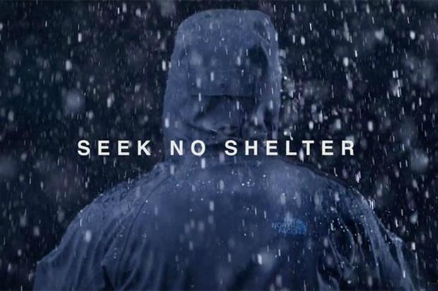The North Face: immersive rain-based activation at SXSW
