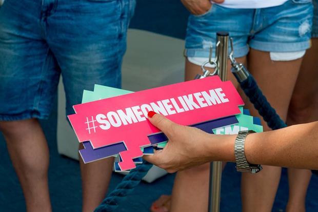 Someone Like Me campaign