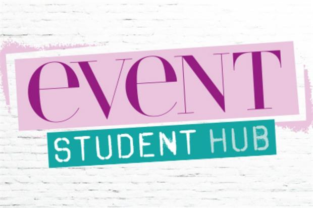 Event has launched a new microsite for Events Management students