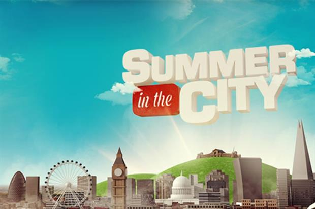 The Excel in London will host YouTube's Summer in the City this year