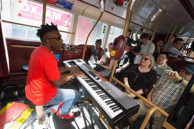 TfL hosted live music on-board Routemaster buses last year (TfL/Thomas Riggs)