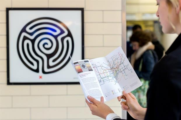 TfL launches Art Tube Map with Underground tours on 24 July