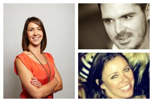 Jennifer Draper, Stephen Crook and Victoria Roberts (L-R) join BD Network