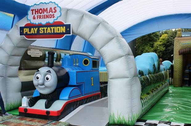 Thomas & Friends launch 22 destination experiential tour for children