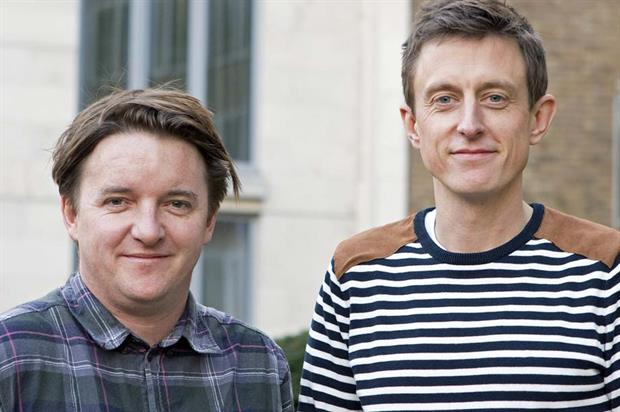 JWT Live's Tom O'Donnell and Jonathan Terry