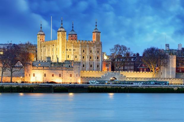 The Tower of London will welcome the All Blacks (iStock)