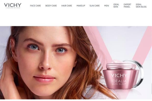 L'Oréal Active Cosmetics incorporates skincare brand Vichy (vichy.co.uk)