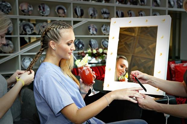 W London revives beauty and style pop-up for LFW